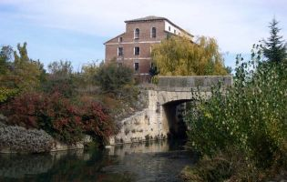 Canal de Castilla - Dueñas