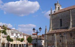 Plaza del Ayuntamiento - Dueñas