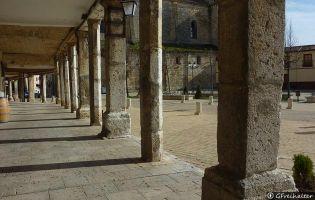 Soportales Plaza del Ayuntamiento - Dueñas