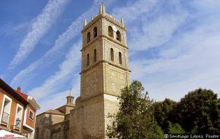 Santa María de la Asunción - Dueñas