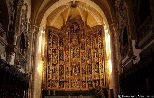 Retablo Santa María de la Asunción - Dueñas