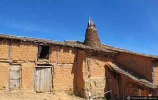 Arquitectura popular - Rejas de San Esteban