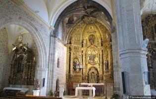 Altar Mayor - Iglesia de Vadocondes