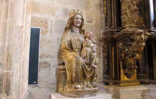 Nuestra Señora con el Niño - Iglesia de Vadocondes