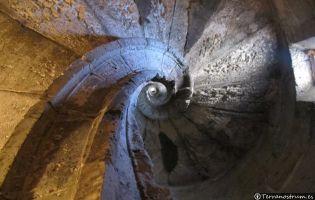 Acceso al campanario - Iglesia de Vadocondes