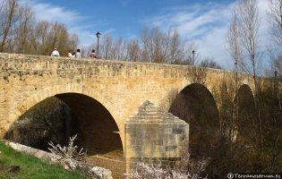Puente sobre el Duero - Vadocondes