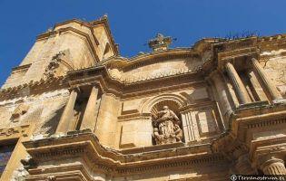 Detalle de la portada -  Iglesia Vadocondes