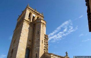 Torre iglesia de Vadocondes