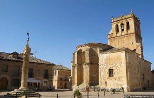 Iglesia y rollo jurisdiccional - Vadocondes
