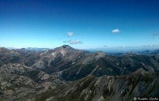 Pico Curavacas - Montaña Palentina