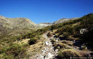 Sendero al Pozo de las Lomas - Montaña Palentina