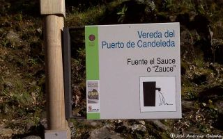 Sendero Puerto de Candeleda - PR-AV 46