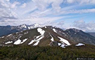 Sendero del Puerto de Ancares al Pico Miravalles