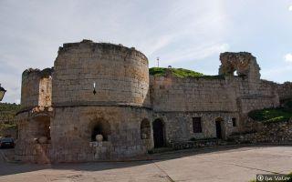 Castillo de la Mota - Astudillo