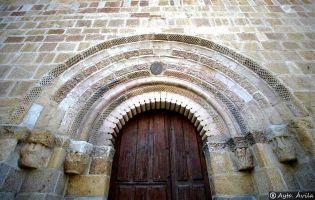 Portada Iglesia de San Nicolás - Ávila