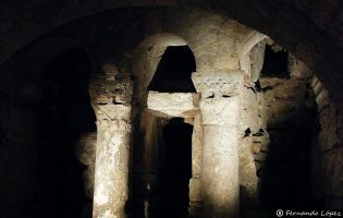Cripta de San Antolín - Palencia