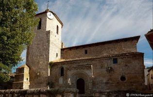 Iglesia de Nuestra Señora de la Paz - Cevico Navero