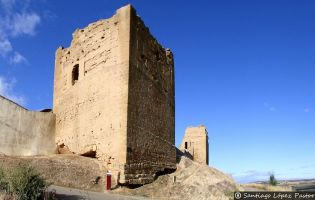Castillo de Altafría - Valderas