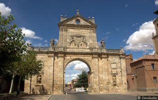 Arco de San Benito - Sahagún