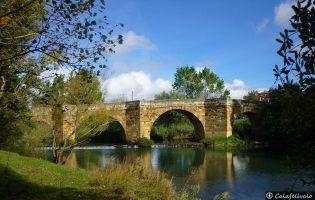 Puente del Canto - Sahagún