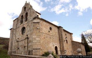 Iglesia - Monterrubio de Demanda