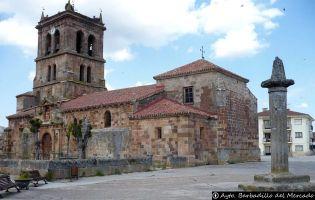 Iglesia - Barbadillo del Mercado