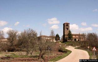 Iglesia - Vizcaínos de la Sierra