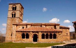 Iglesia - Jaramillo de la Fuente
