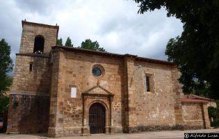 Iglesia de Barbadillo del Pez