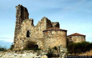 Castillo de Serranos de la Torre