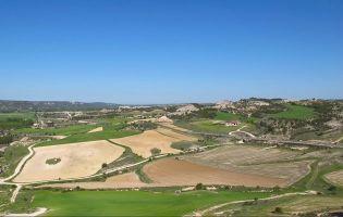 Vistas desde el Castillo - Langa de Duero