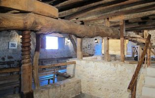 Interior Casa Lagar - Langa de Duero