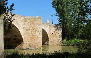 Puente medieval - Langa de Duero