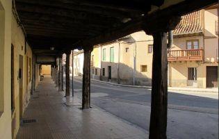 Casas porticadas - Langa de Duero