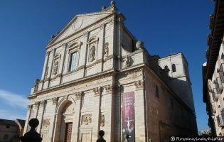 Iglesia de Santa Cruz - Medina de Rioseco