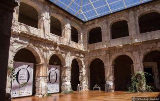 Patio Interior Palacio Ducal de Medinaceli