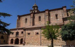 Edificios religiosos en Medinaceli