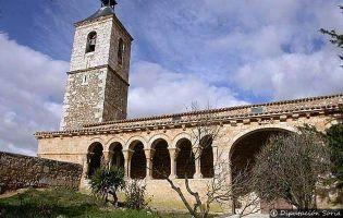 Iglesia de Santa Cristina - Barca