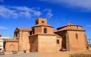 Iglesia de San Miguel Arcángel - Ágreda