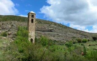 Torre de San Miguel en Yanguas.