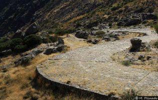 Calzada romana del Puerto del Pico - Gredos