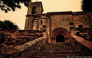 Iglesia de San Miguel - Romanillos de Medinaceli