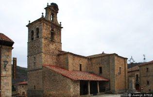 Iglesia de San Martín de Tours - Molinos de Duero
