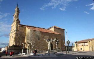Iglesia de Arcenillas