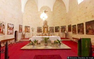 Tablas Iglesia de Arcenillas.