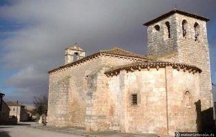Iglesia de San Esteban - Cayuela