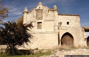 Palacio de los Barahona - Villaverde Mogina