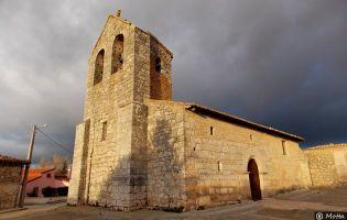 Iglesia de San Pero Protomártir - Arenillas de Muñó
