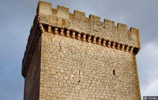 Torreón de la Familia Padilla - Arenillas de Muñó