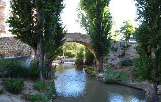 Puente de las Tenerias - Aranda de Duero